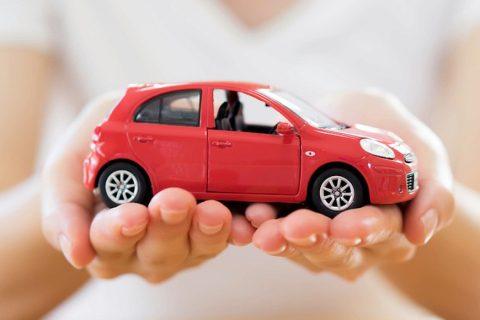 Presa e riconsegna dell'auto