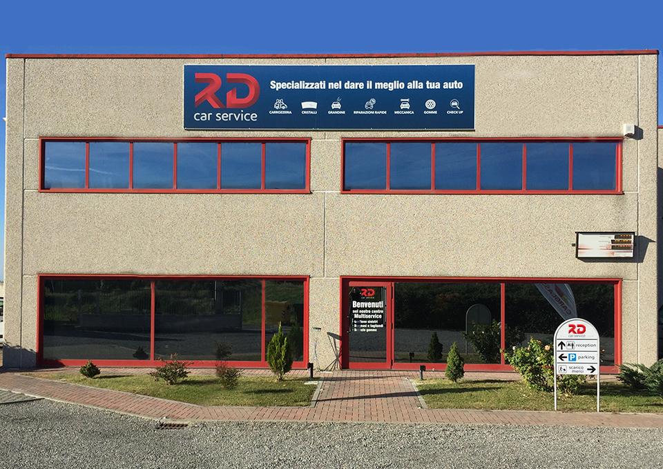 Sede di Casalnoceto (AL)